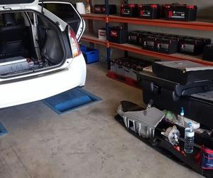 Baterías para vehículos en Sevilla