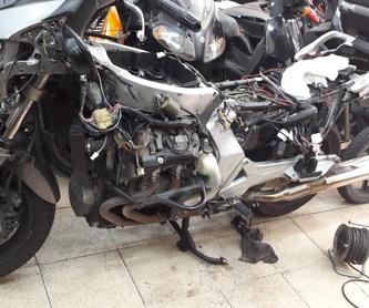 Limitación de potencia en motos: Servicios de Motos JLO