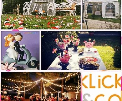 Eventos al aire libre: carpas y Jaimas modulares, especialistas en bodas