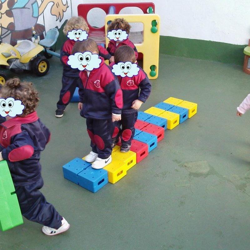 Psicomotricidad: Servicios de Centro Infantil Arco Iris