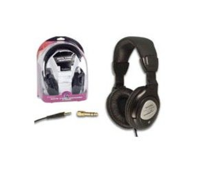 Auricular Digital Estereo: Catálogo de Probas