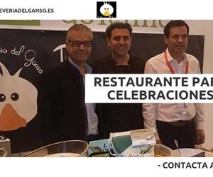 Asador restaurante en Piedrahíta: La Huevería del Ganso