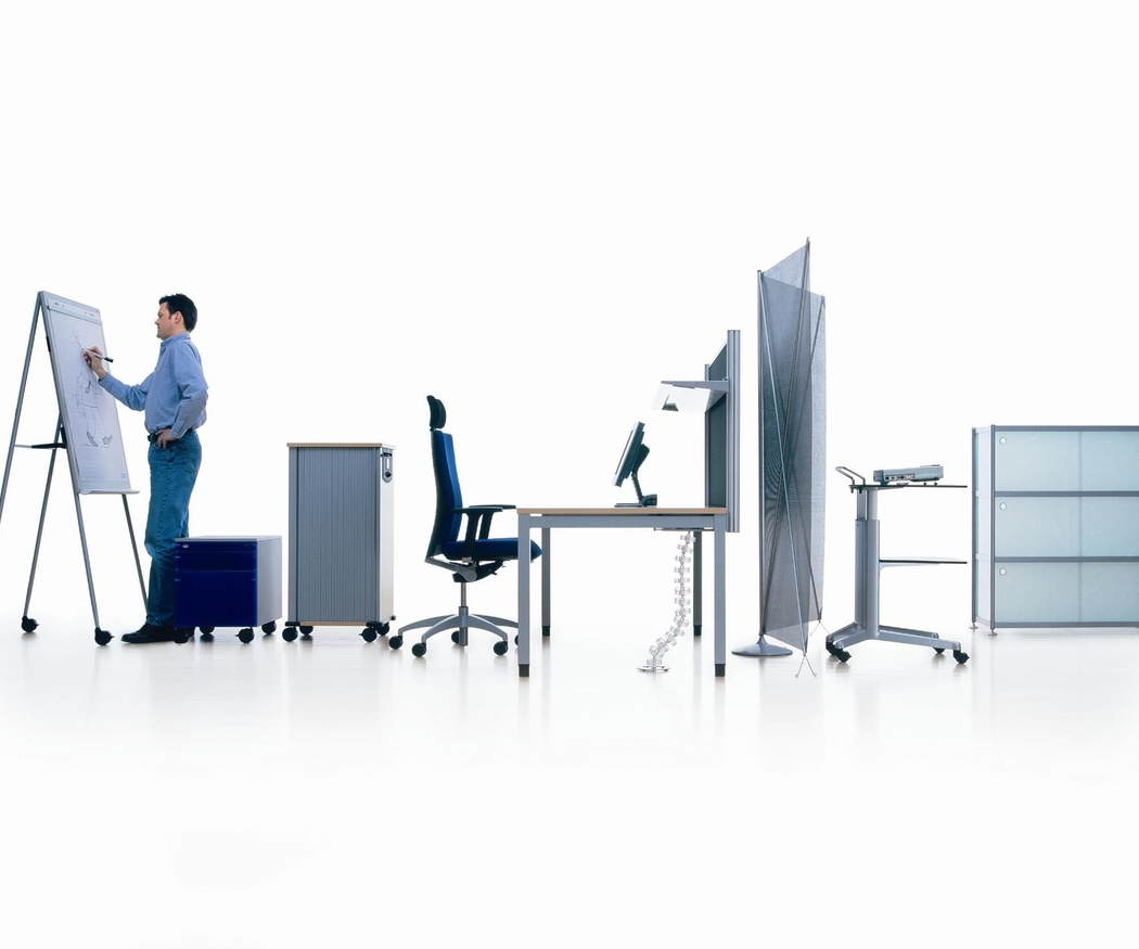 Muebles de hoy en día para tu oficina