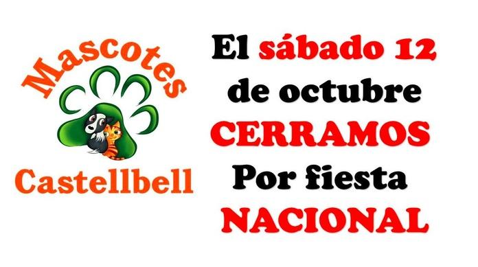 Fiesta en Mascotes Castellbell