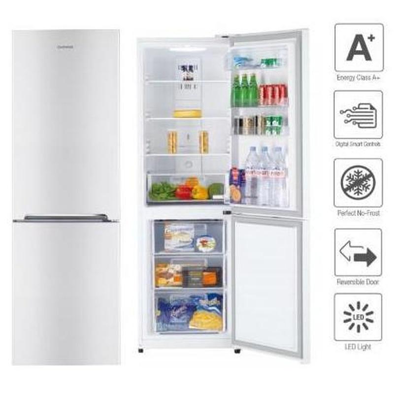 Frigorifico Combi no frost DAEWOO- Modelo RN 360 NPW ---329€: Productos y Ofertas de Don Electrodomésticos Tienda online