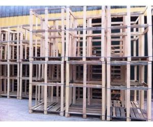 Diferentes modelos de jaulas de madera