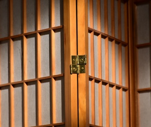 Puertas plegables madera