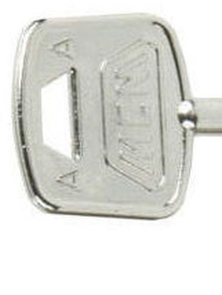 ¿Tiene este tipo de llave para entrar a su casa?