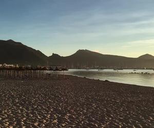 Puerto Pollesa una maravillosa imagen