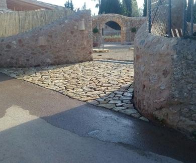 Columnas de entrada