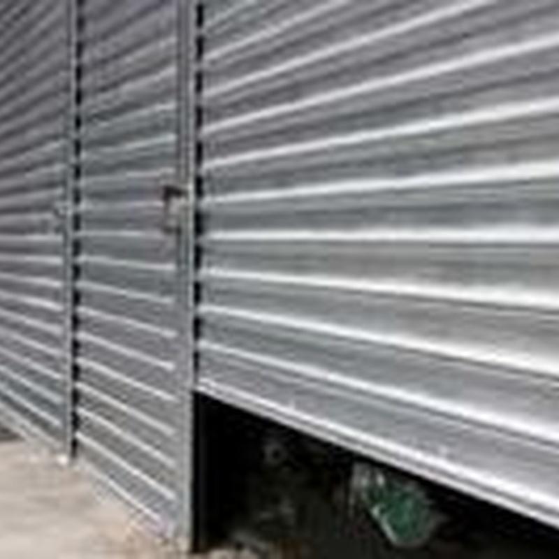 Cerrajería en general: Servicios de Taller Agrícola Yepabely