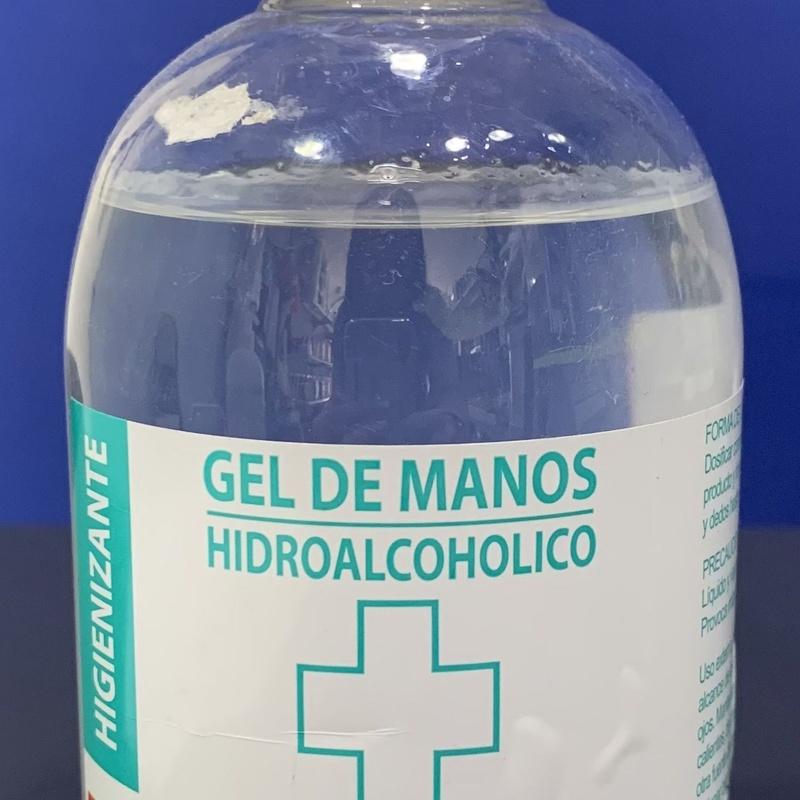 Gel hidroalcolico daisel 500ml: SERVICIOS  Y PRODUCTOS de Neteges Louzado, S.L.