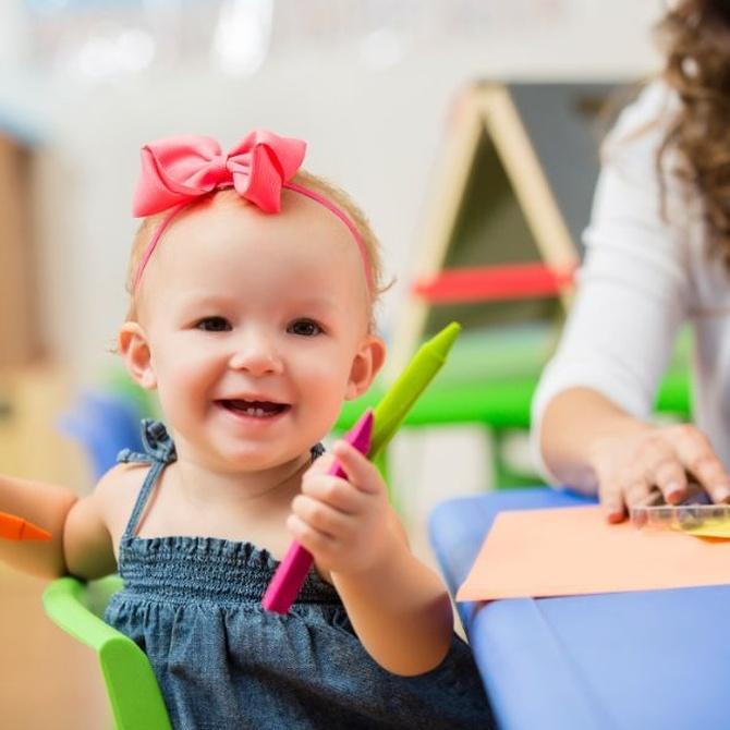El papel clave de la escuela infantil en el desarrollo cognitivo