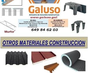 TARIFA 2020 - OTROS MATERIALES CONSTRUCCION