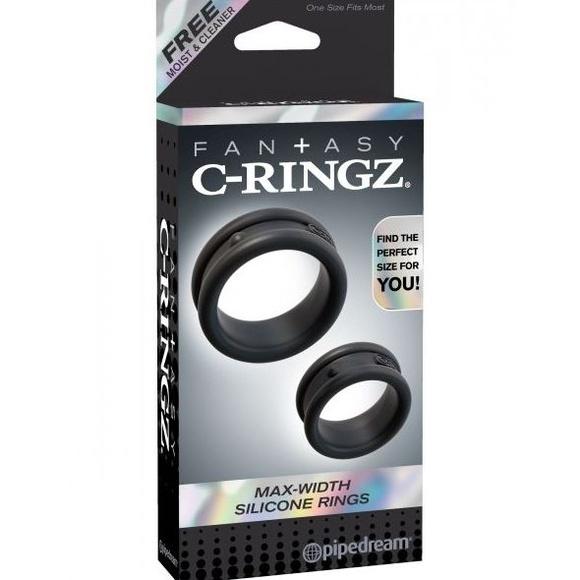 FANTASY C-RINGZ:  de SEXMIL 1