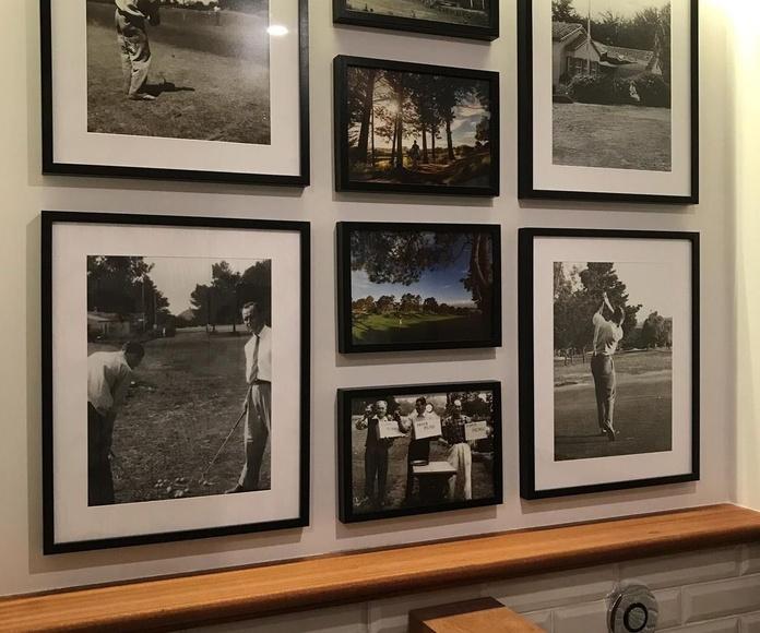Renovación baños Real Club de Golf de Tenerife: Servicios de AD7 Estudio