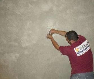 Pavimentos y señalización en pavimentos.: Servicios de Pintors Martínez