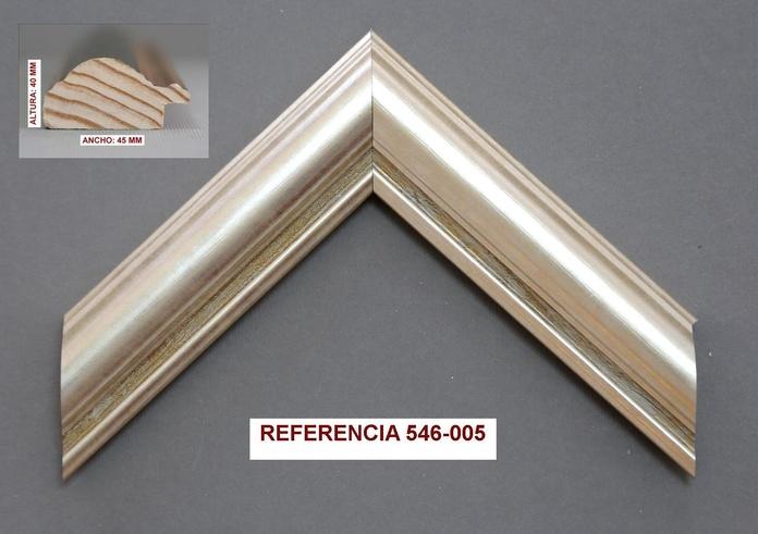 REF 546-005: Muestrario de Moldusevilla