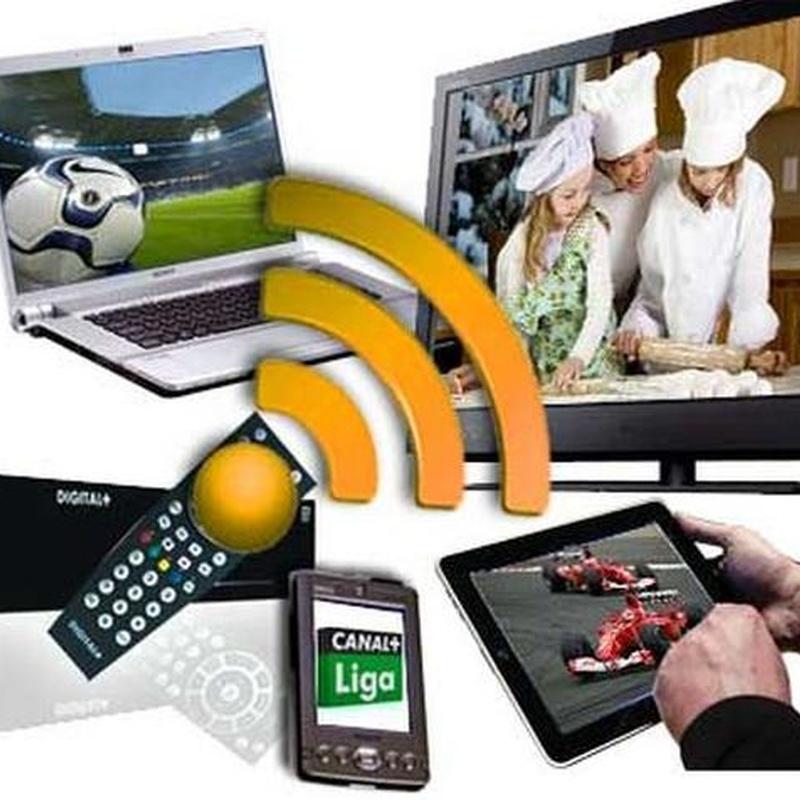 Wifi todo conectado: Productos y servicios de Andetel