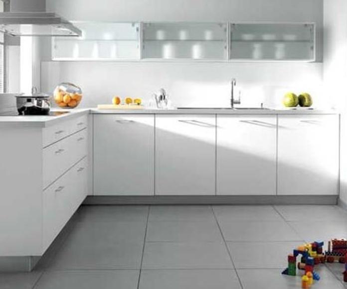Muebles de cocina: Productos y Servicios de El 13 Rivas
