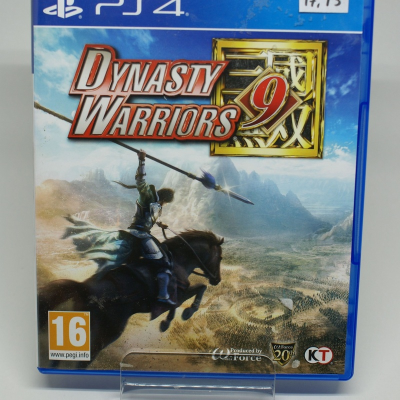 PS4 DYNASTY WARRIORS 9: Compra y Venta de Ocasiones La Moneta