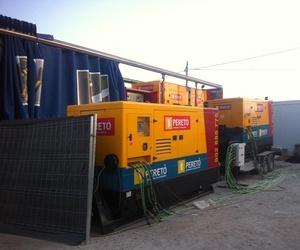 Alquiler de generadores de luz en Valencia