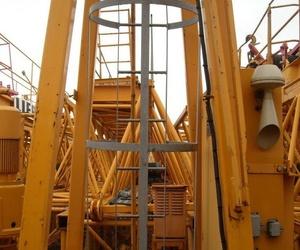 Montaje y mantenimiento de grúas torre para la construcción en Madrid