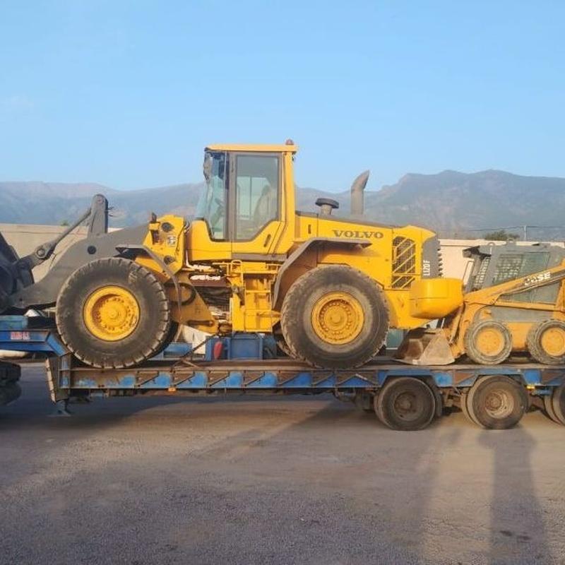 Transporte de mercancías: Servicios de Grupo Nino