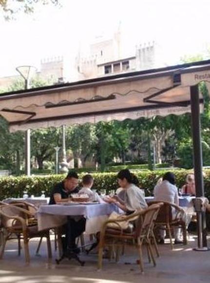 Restaurante con terraza Mallorca