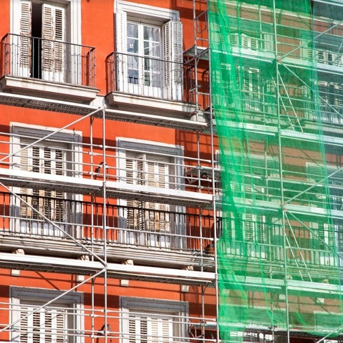 Trabajos verticales en Barcelona