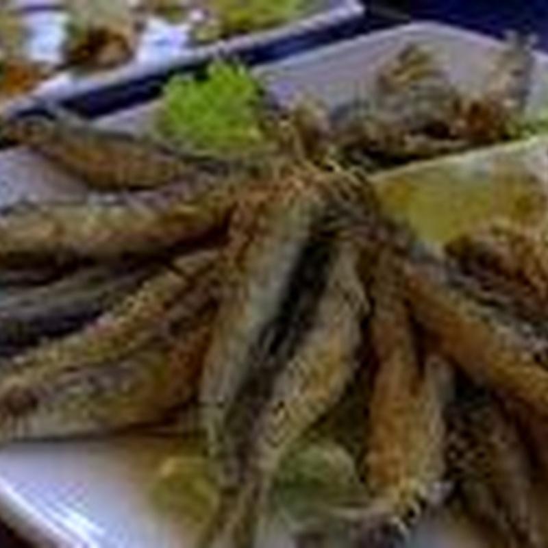 Para picar: Platos de Restaurante La Sartén