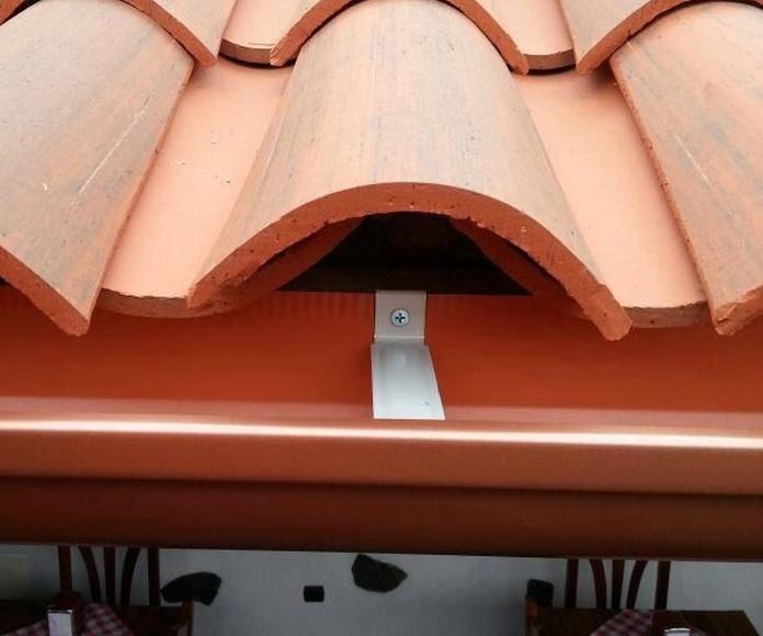 Venta de canalones: Servicios de La Casa del Canalón