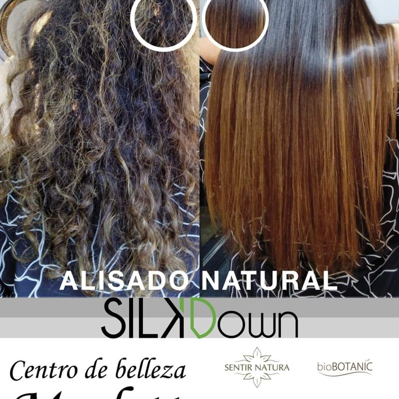 Alisado natural en Santurce