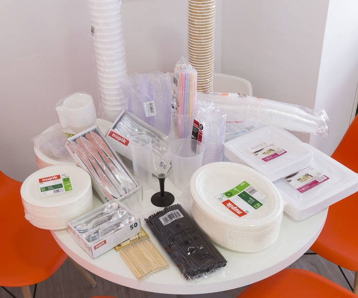Manteles, servilletas, caminos de mesa: Productos de Servigraf