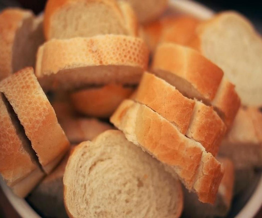 ¿Quién inventó el pan?