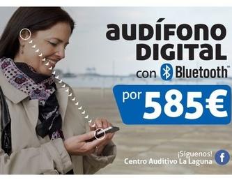 Audífonos con tecnología Bluetooth: Productos y Servicios de Centro Auditivos