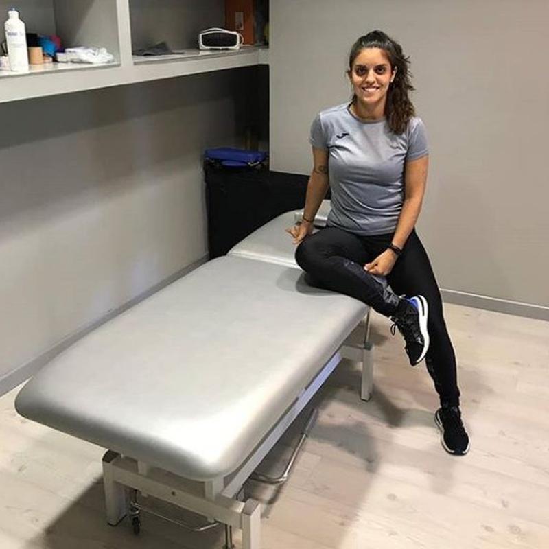 Fisioterapia y osteopatia: Entrenamientos de FRANCISCO CRUZ FONTAROSA