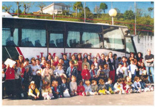 transporte escolar bizkaia