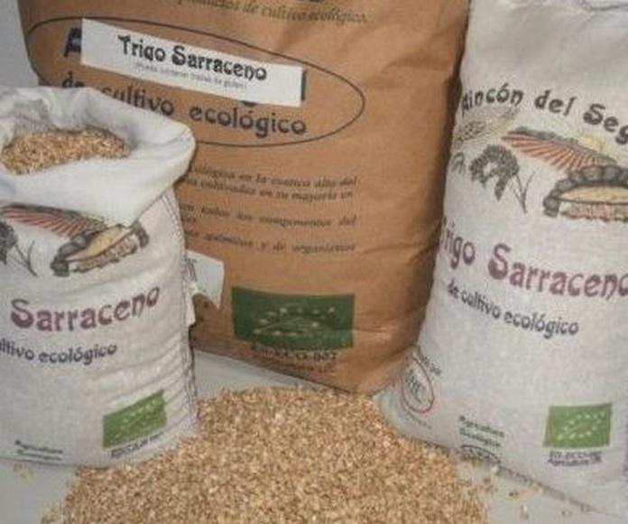 TRIGO SARRACENO, RINCON DEL SEGURA: Catálogo de La Despensa Ecológica