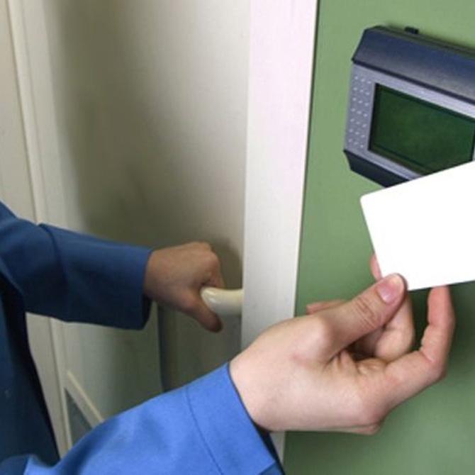 El control de acceso para las empresas