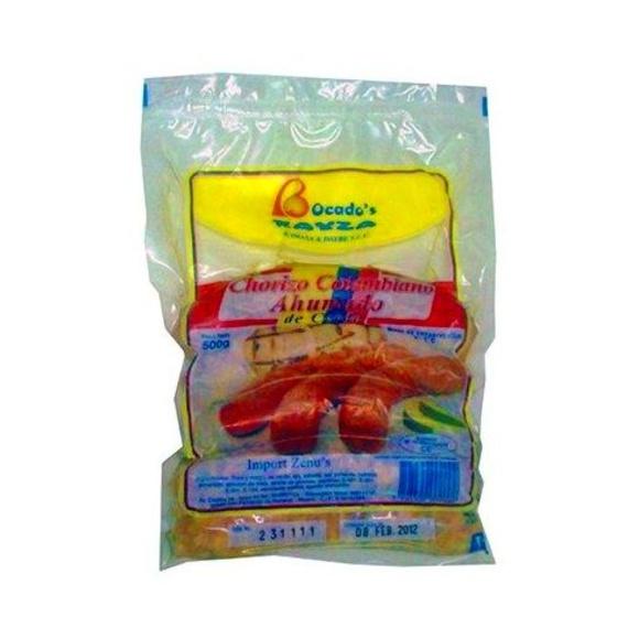 Chorizo ahumado Rayza x 5: PRODUCTOS de La Cabaña 5 continentes