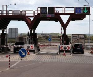 El Gobierno de Navarra cierra a vehículos pesados un tramo de la N-121-C