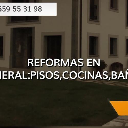 Empresa de reformas integrales en Asturias | Molina Construcciones