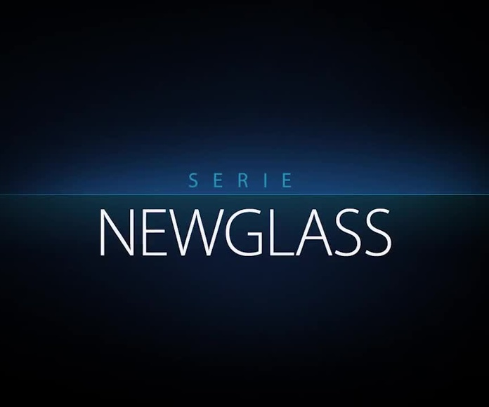 Abatibles. Serie Newglass: Catálogo de LMC Glass
