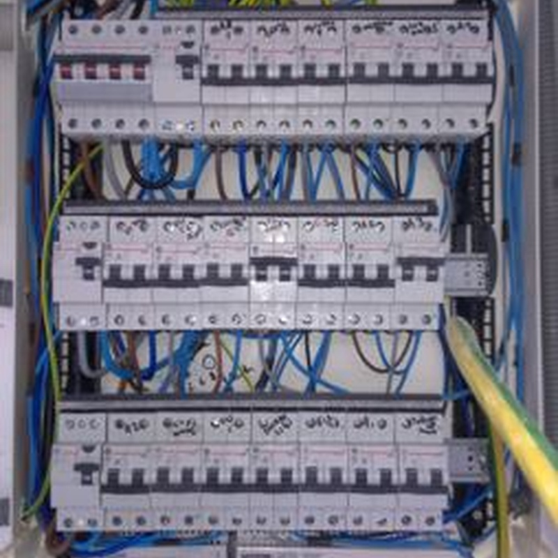 Cuadros eléctricos: Servicios de Jsp Electrotecnia, S.L.