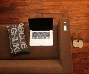 Los muebles más innovadores con tonos rojos o naranjas