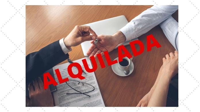 ALQUILADA: Productos y servicios de Construcciones Cardín y Luengo