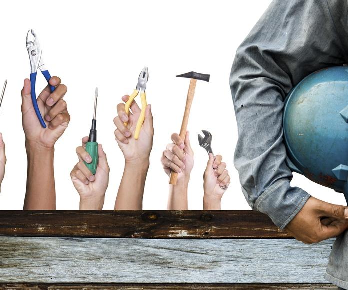 Servicios: Servicios de Construcciones y Reformas Esjepari, S. L. L.