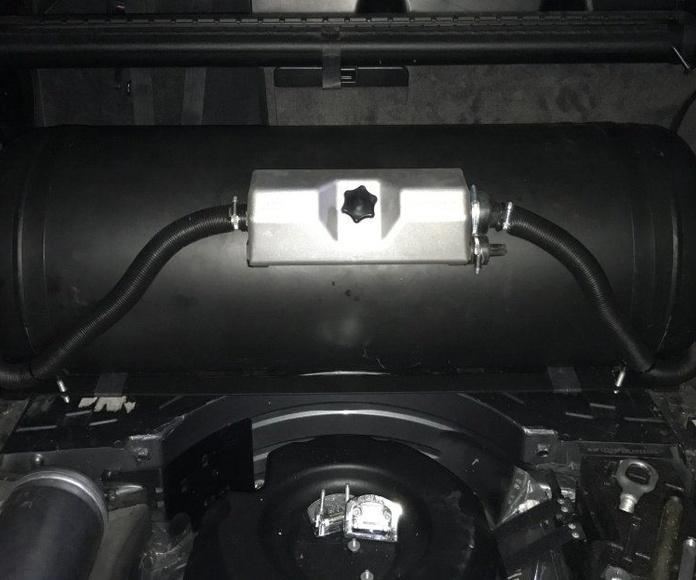 Porsche Cayenne Turbo S4.5 V8