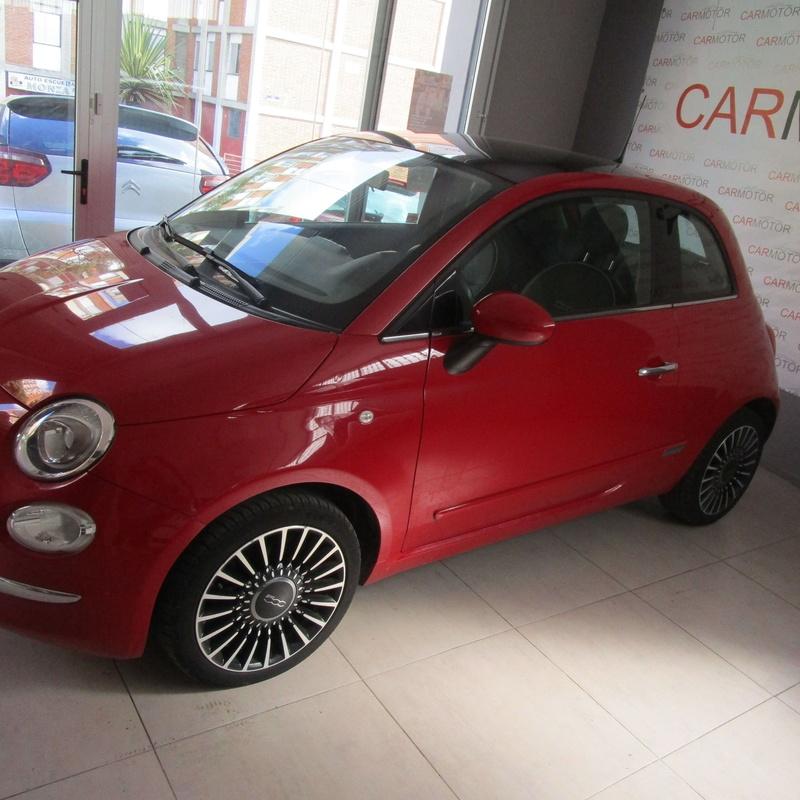 FIAT 500: Vehículos de CARMOTOR
